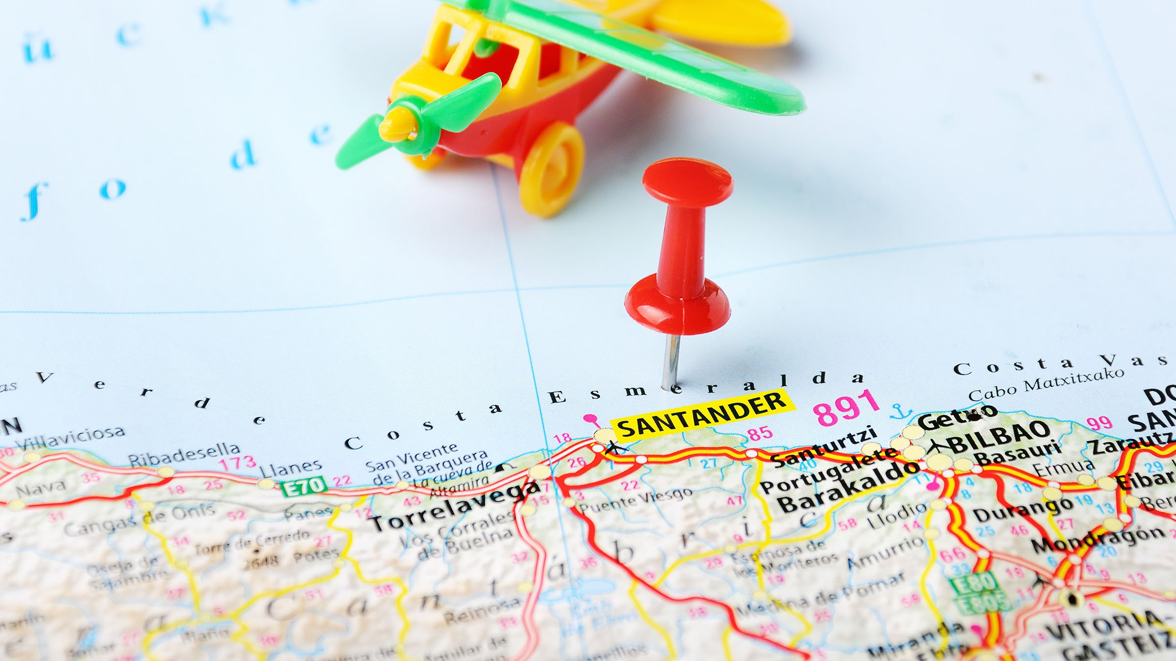 Mapas cantabria - Viaje de novios espana ...