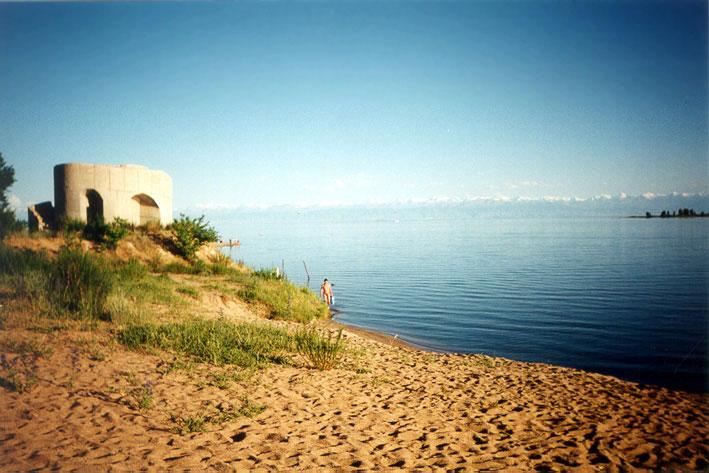 Lago de Issyk Kul