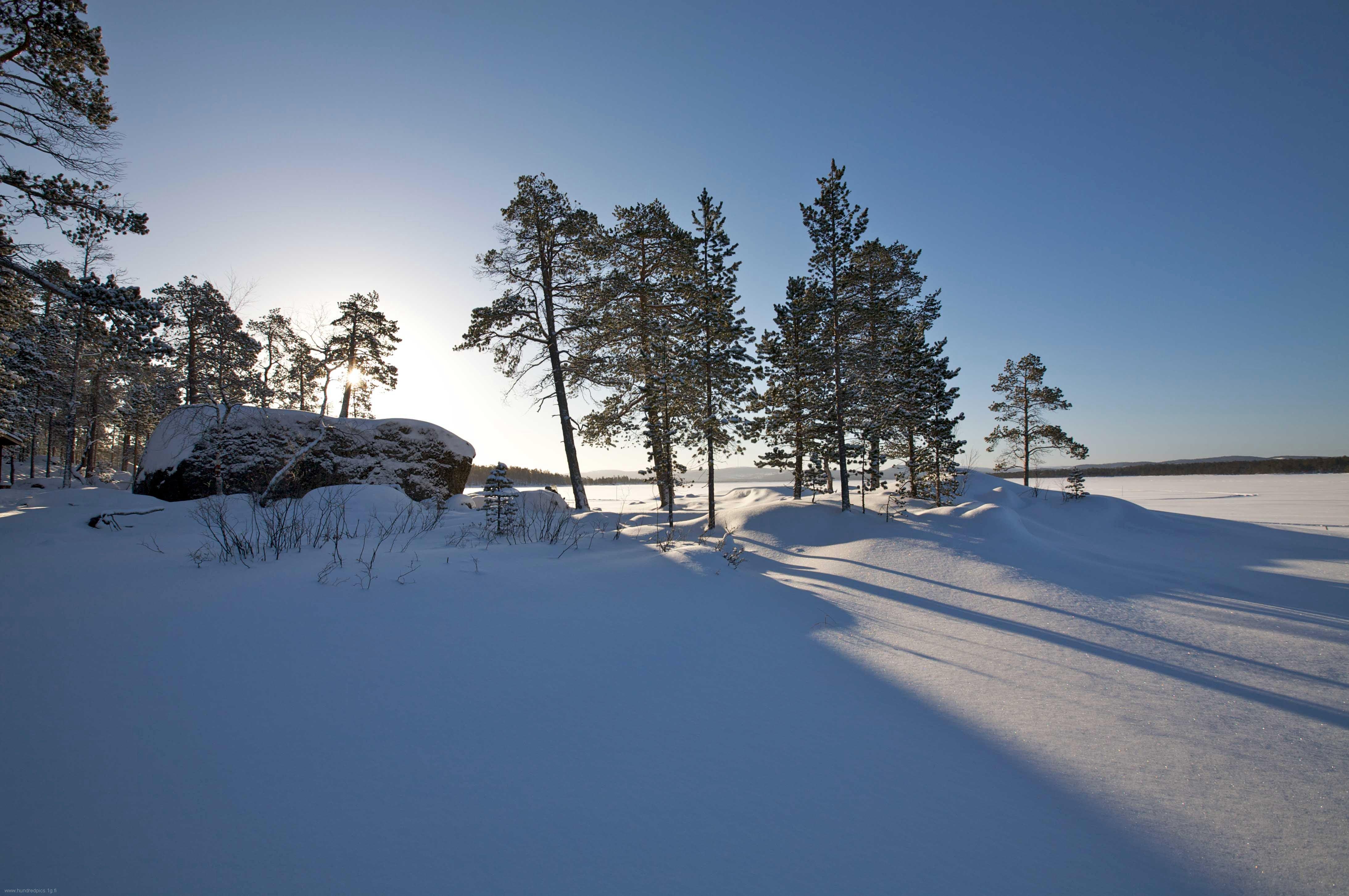 Lapland en Finlandia