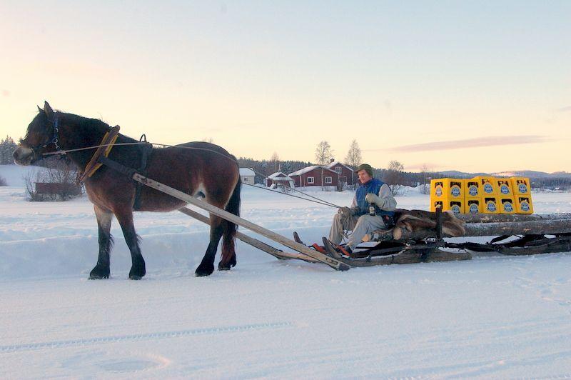 Laponia en Suecia