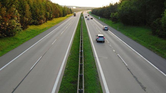 Czech motorways and the speed limit