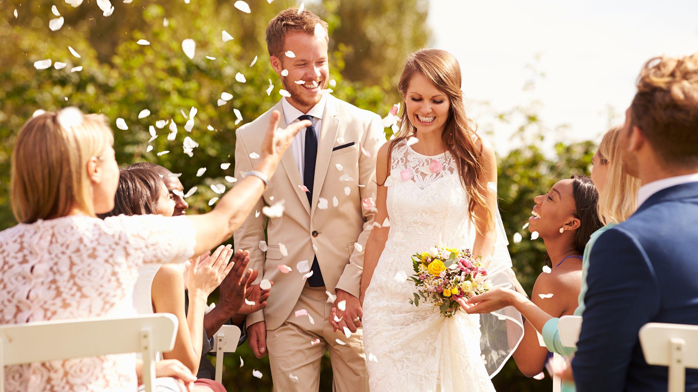 Las costumbres en las bodas de estados unidos - Viaje de novios espana ...