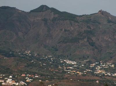 Las Cumbres, Valsequillo