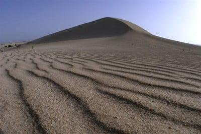 Las dunas de Corralejo