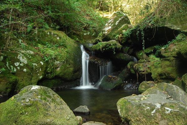Las Fragas, Galicia