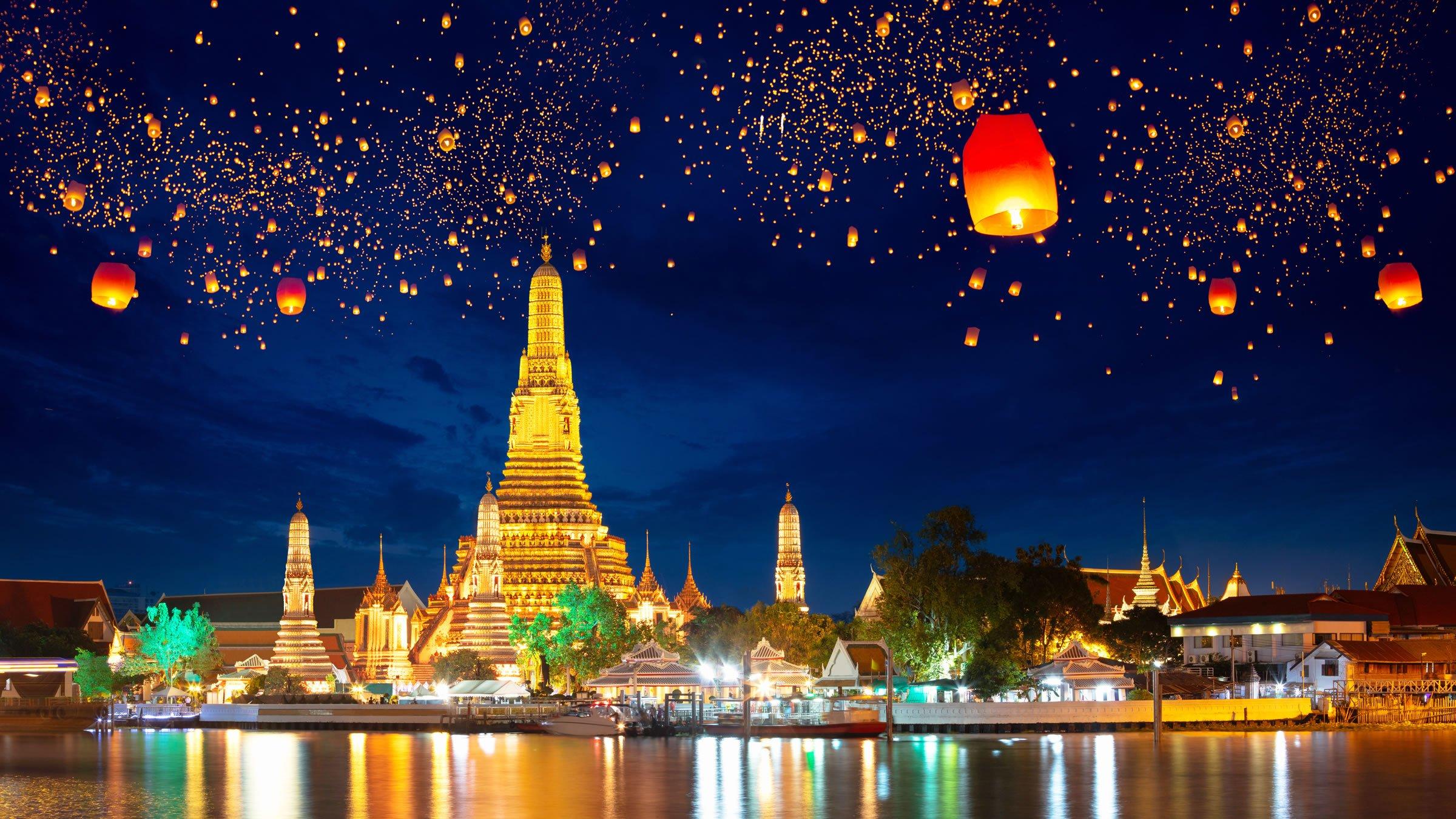 Las navidades en tailandia y el cumplea os del rey - Costumbres navidenas en alemania ...