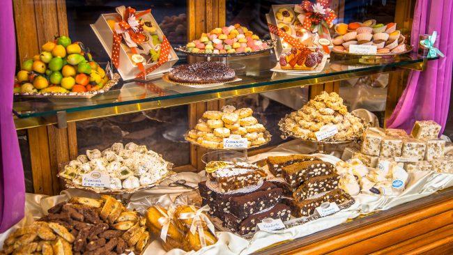 Las pastelerias de Paris