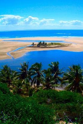 Las Playas de Mozambique