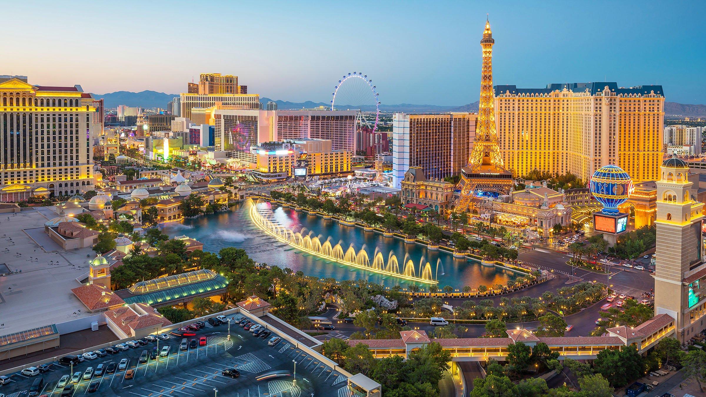 Un Viaje único Las Vegas: Las Vegas: Una Ciudad única En La Costa Oeste De Estados