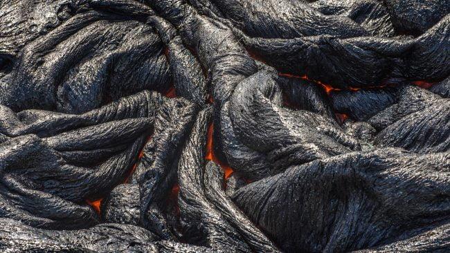 La temperatura de la lava volc nica for Temperatura lava