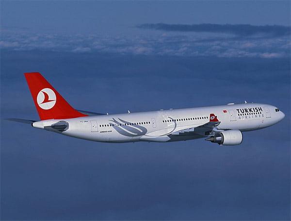 Líneas aéreas turcas