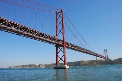 lisboa puente 25 de abril