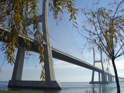 lisboa puente vasco gama