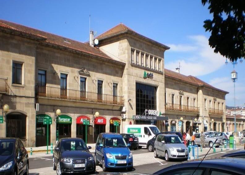 Llegar a Ourense