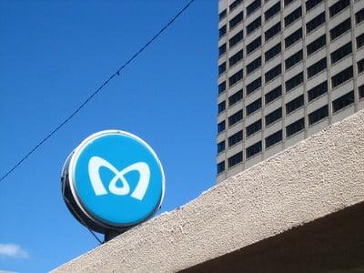Logo del Metro de Tokio
