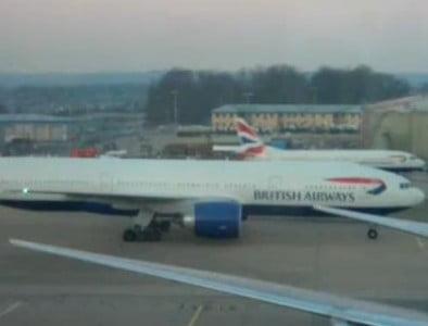 Londres Gatwick avión