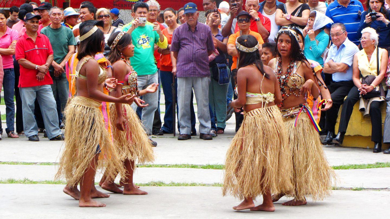 Los Bailes Típicos De Venezuela