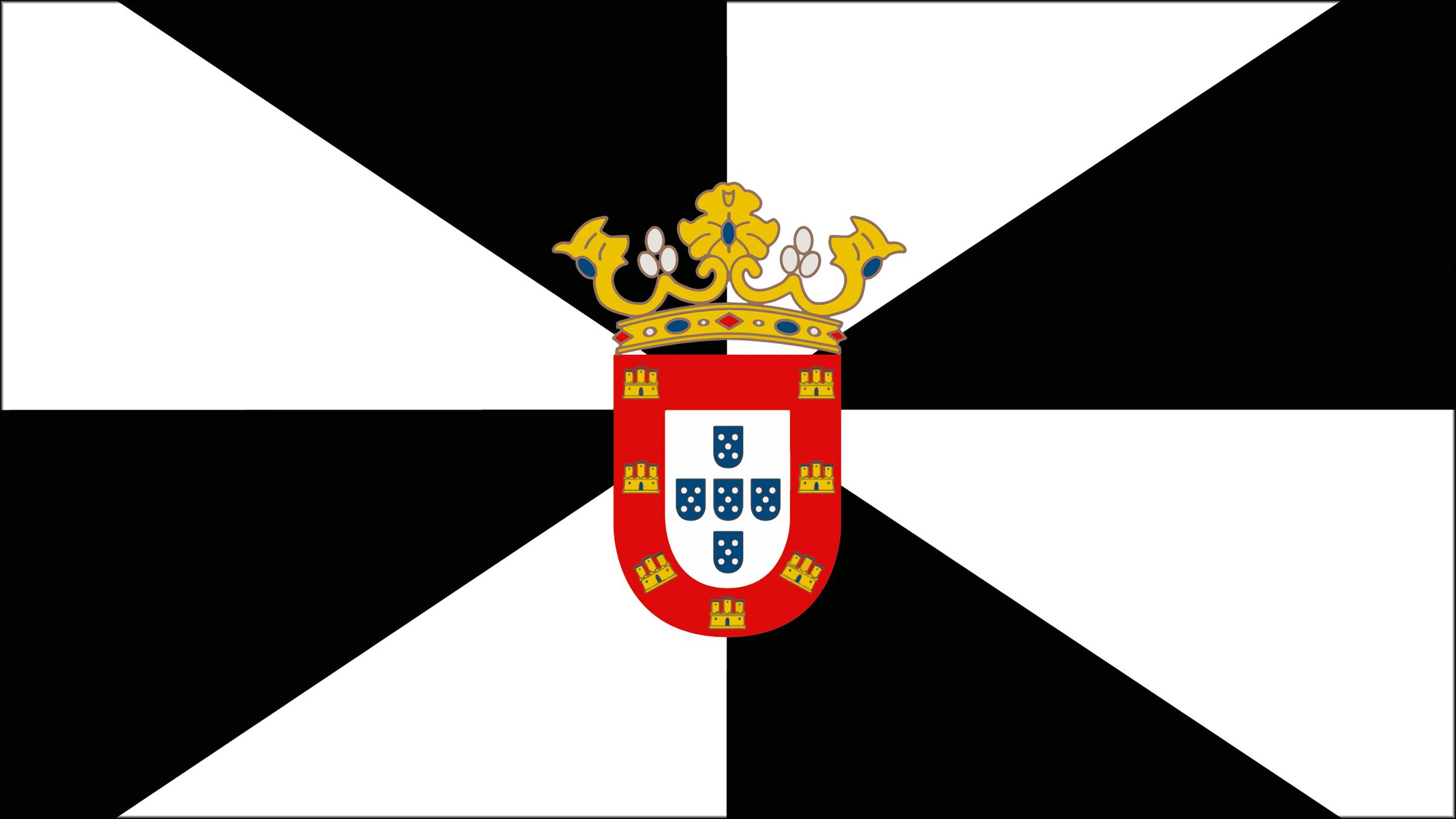 Los Colores De La Bandera De Ceuta Bandera Vivar Malaga El Viso