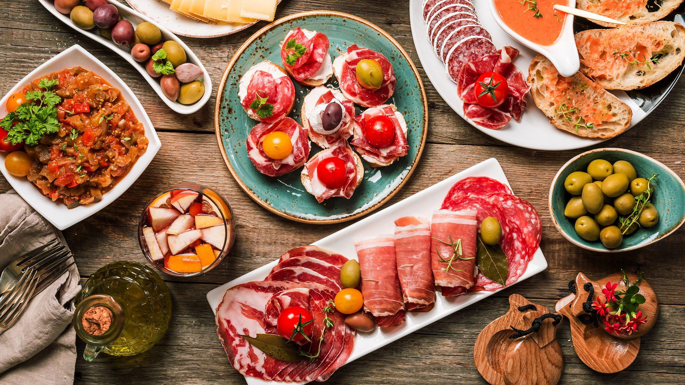 Los ingredientes b sicos de la gastronom a espa ola for Cocina tradicional espanola