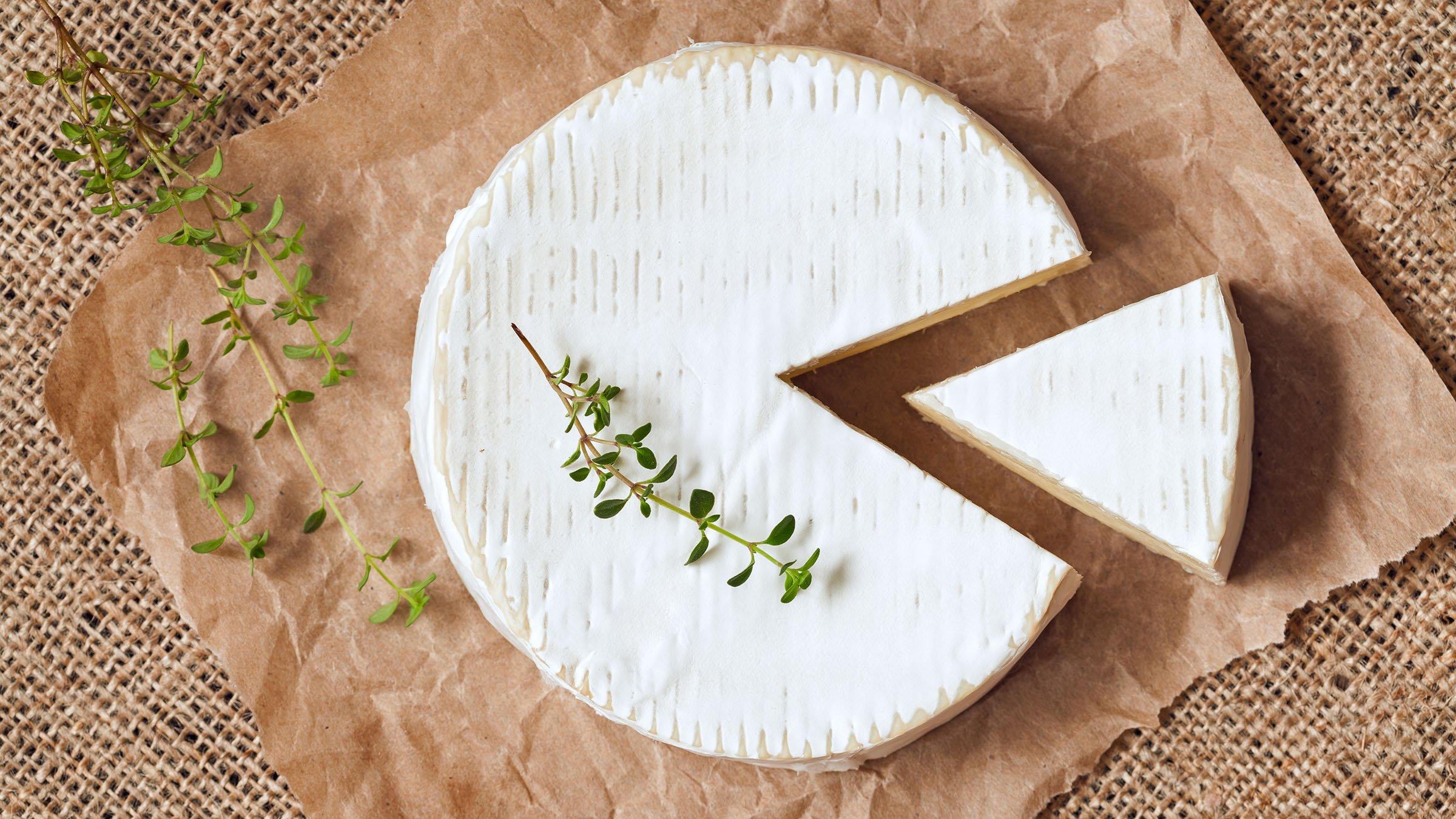 los mejores quesos franceses queso Camembert