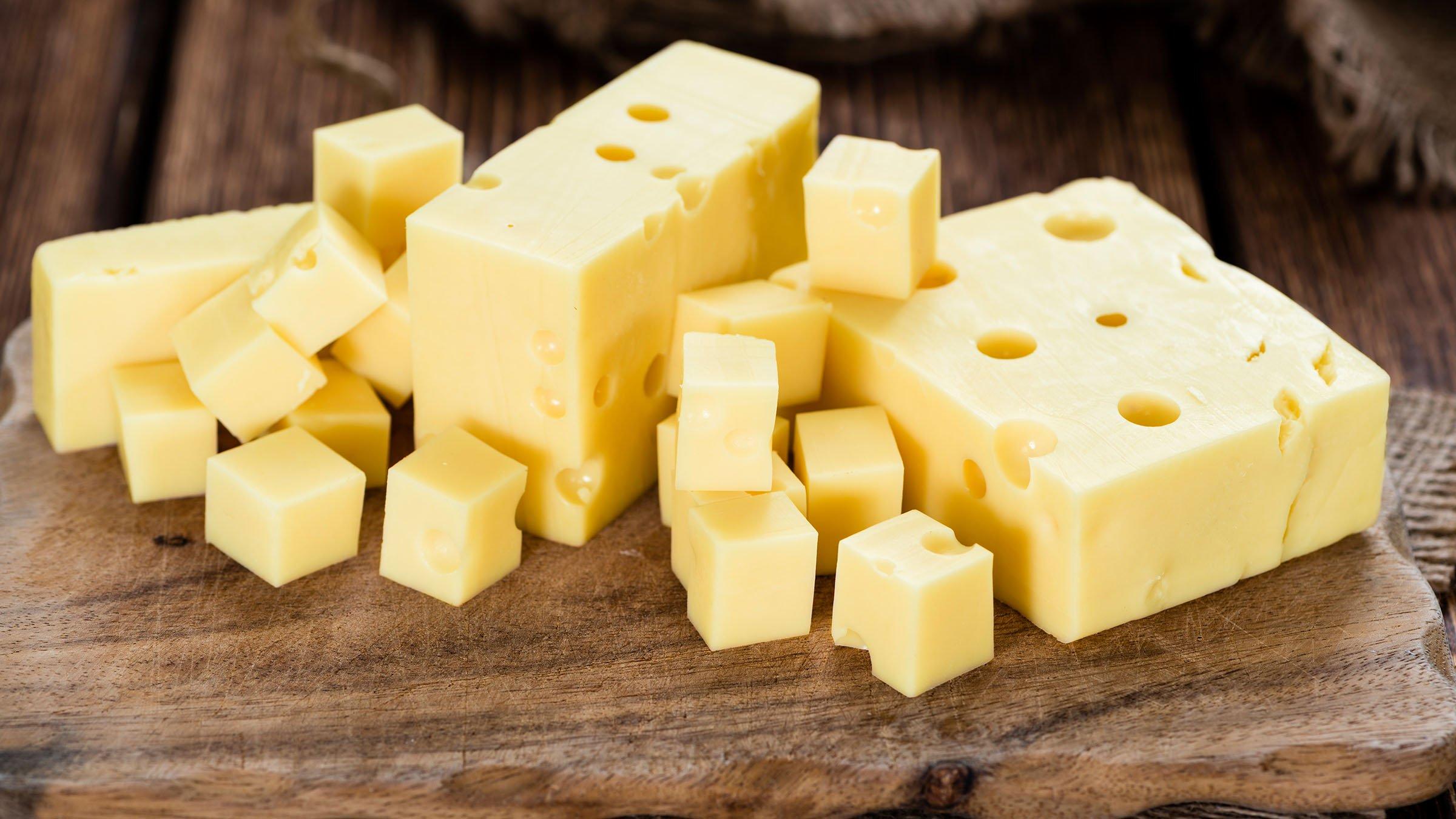los mejores quesos franceses queso Emmental