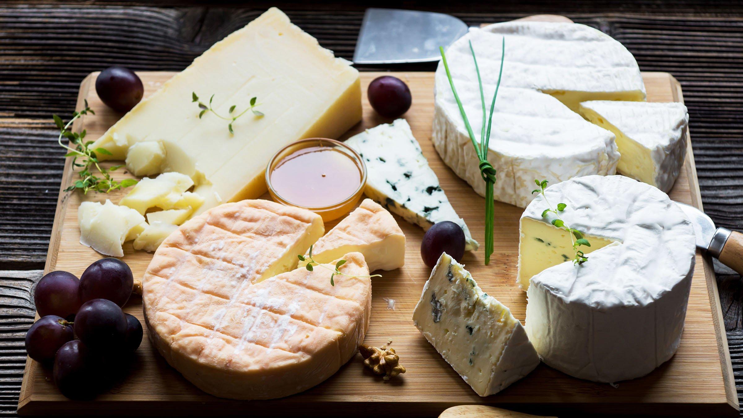 los mejores quesos franceses