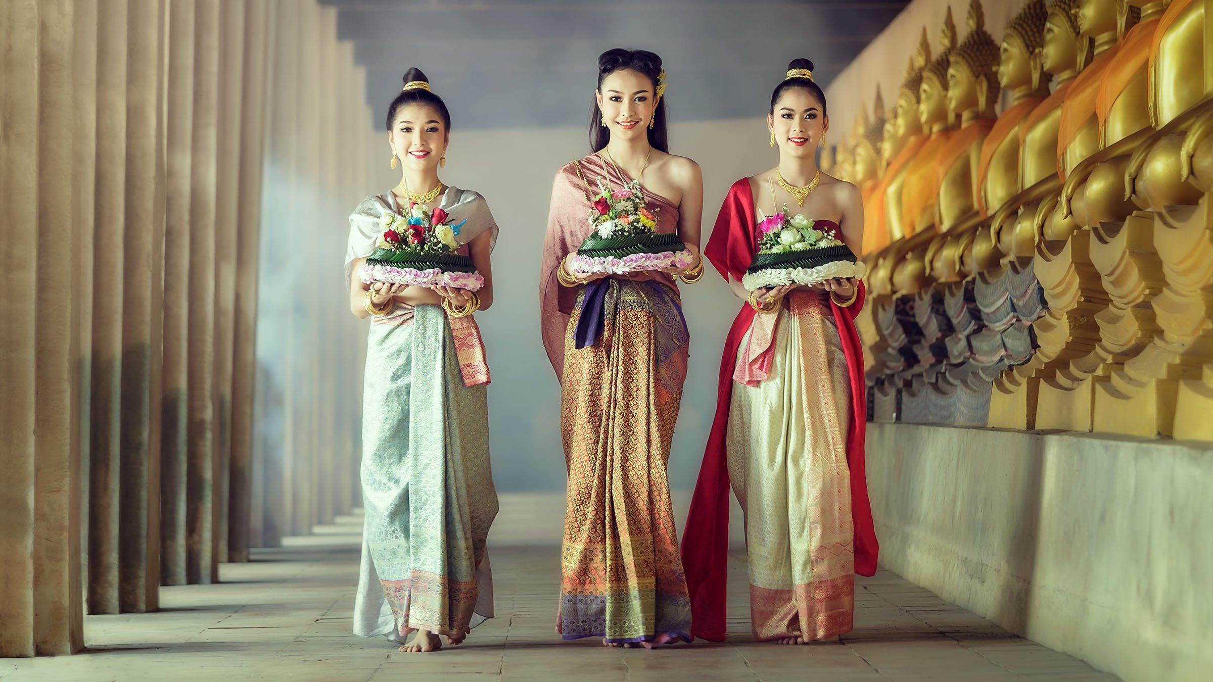 Imágenes de los mejores trajes típicos del mundo