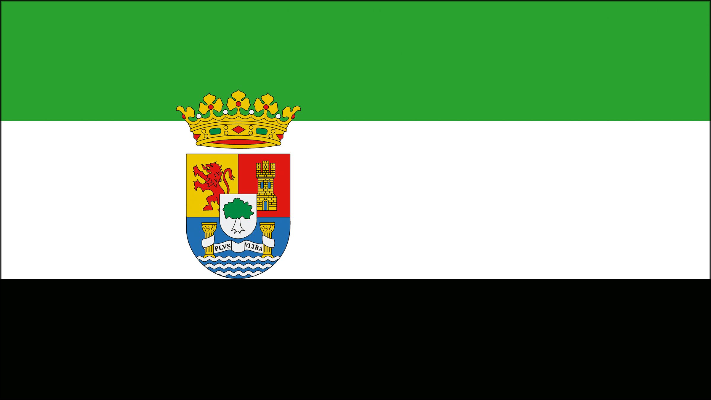 Los tres colores dela bandera