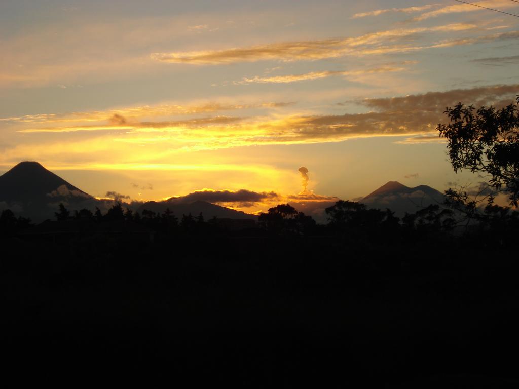 Los Volcanes de la Antigua Guatemala