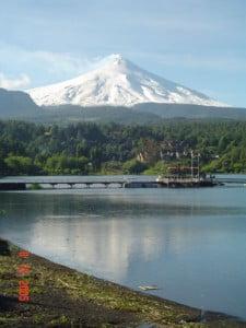 los volcanes más activos volcán Villarrica