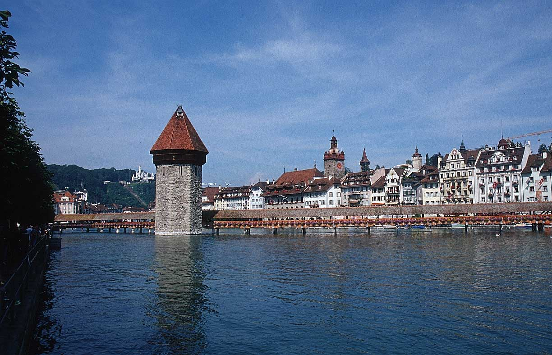 Lucerna en Suiza