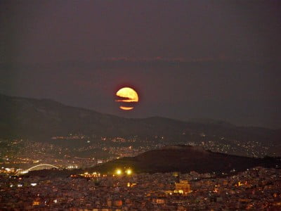 Luna de Atenas