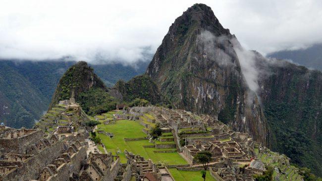 Macchu Picchu, la joya de Perú