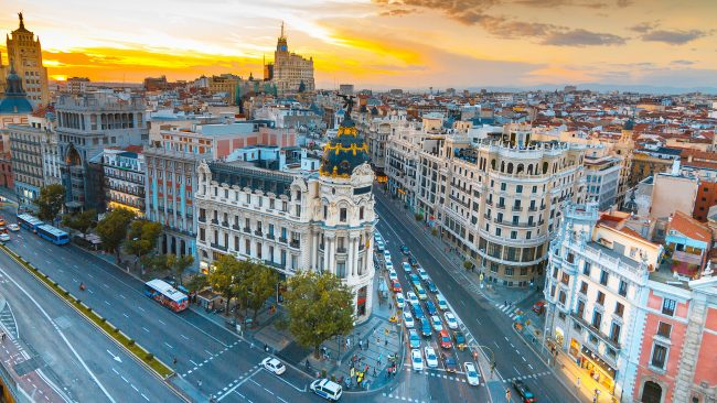 Madrid: un destino para el fin de semana