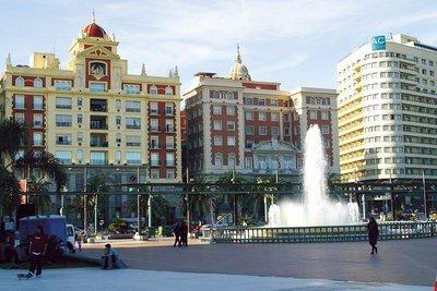 Málaga Plaza