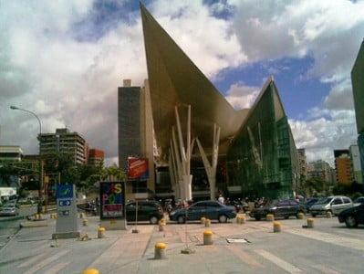 mall caracas millenium