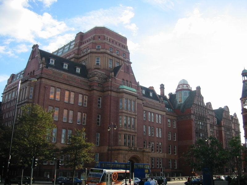 Manchester instituto de ciencia y tecnología de la Universidad de Manchester o UMIST