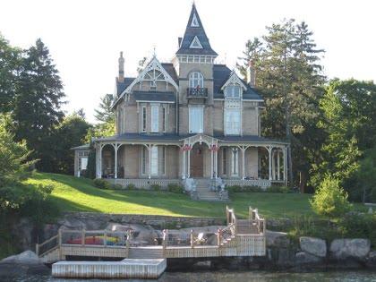 Mansiones de lujo for Mansiones de lujo en madrid