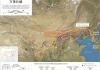 Mapa de la Muralla China