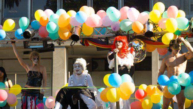 Buenos Aires LGBT harrotasun martxa