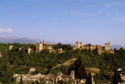 Marcha en Granada