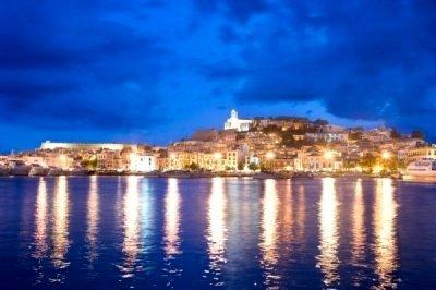 Marcha en Ibiza
