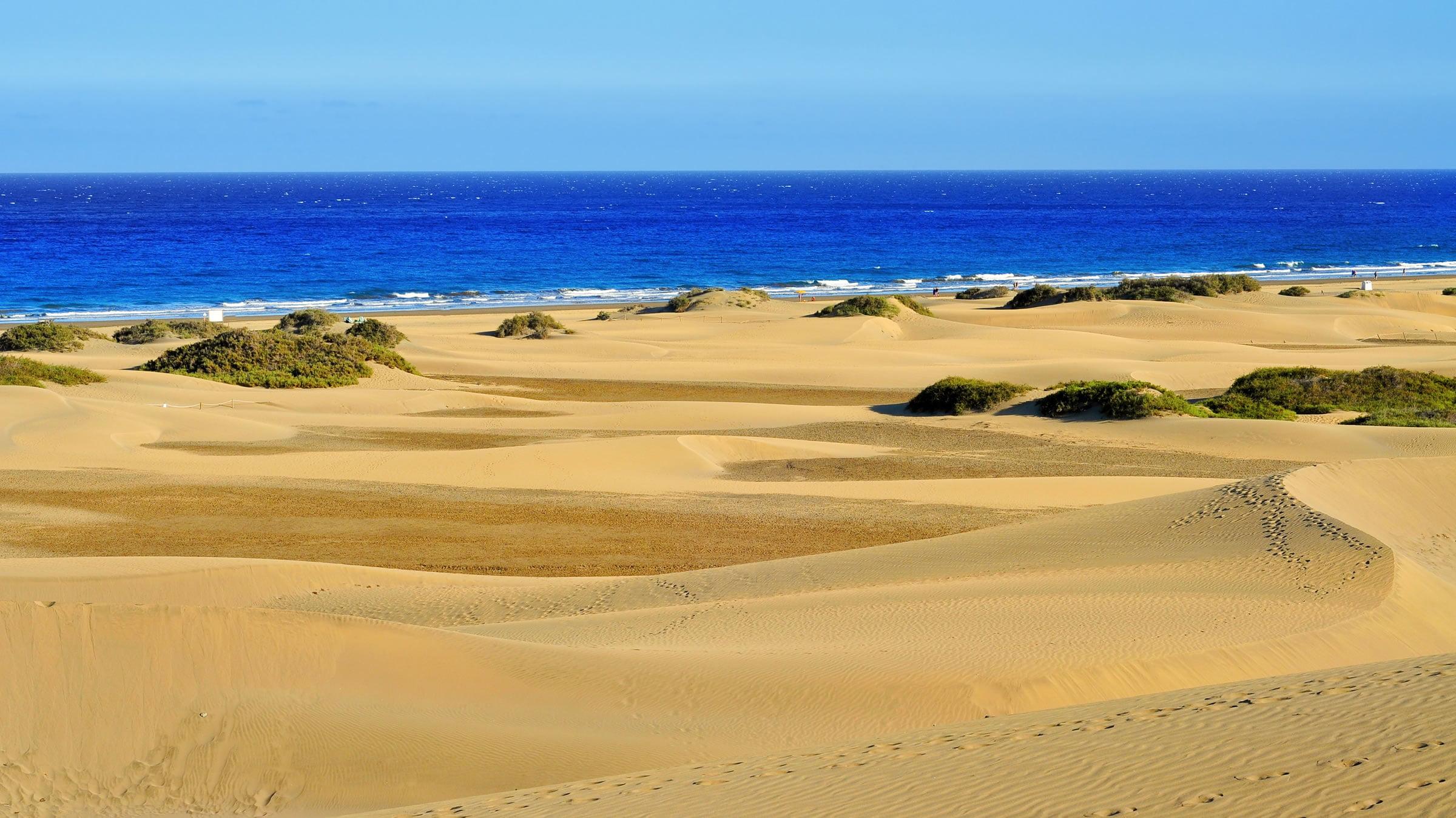 Maspalomas, la mejor playa de España para el turismo gay