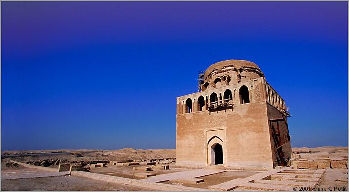 Mausoleo de Turkmenistan