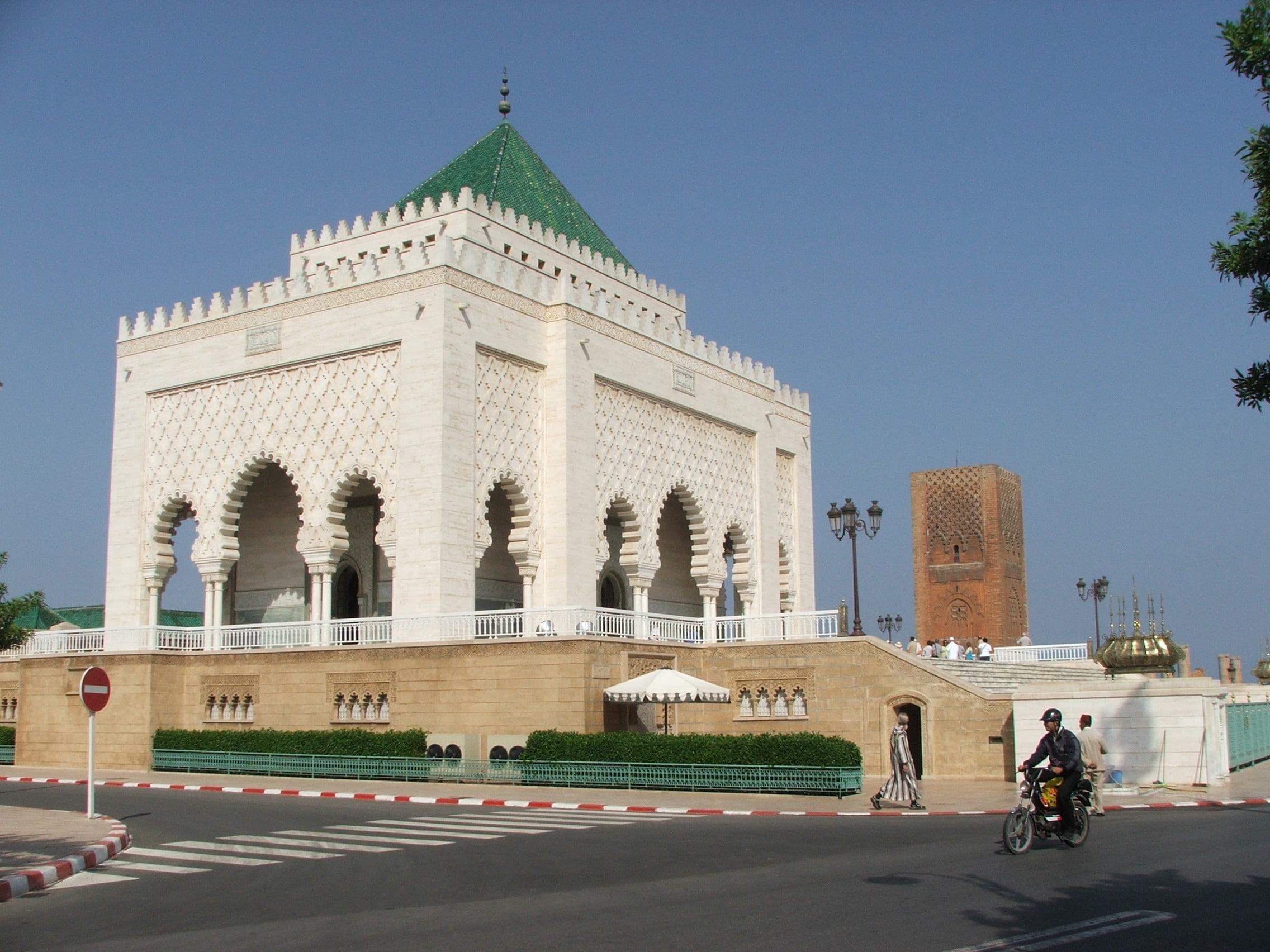Mausoleo Mohammed V