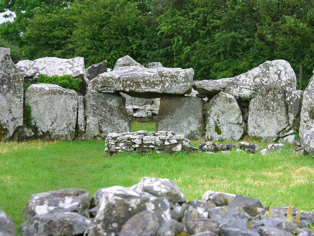 Megalitos de Irlanda