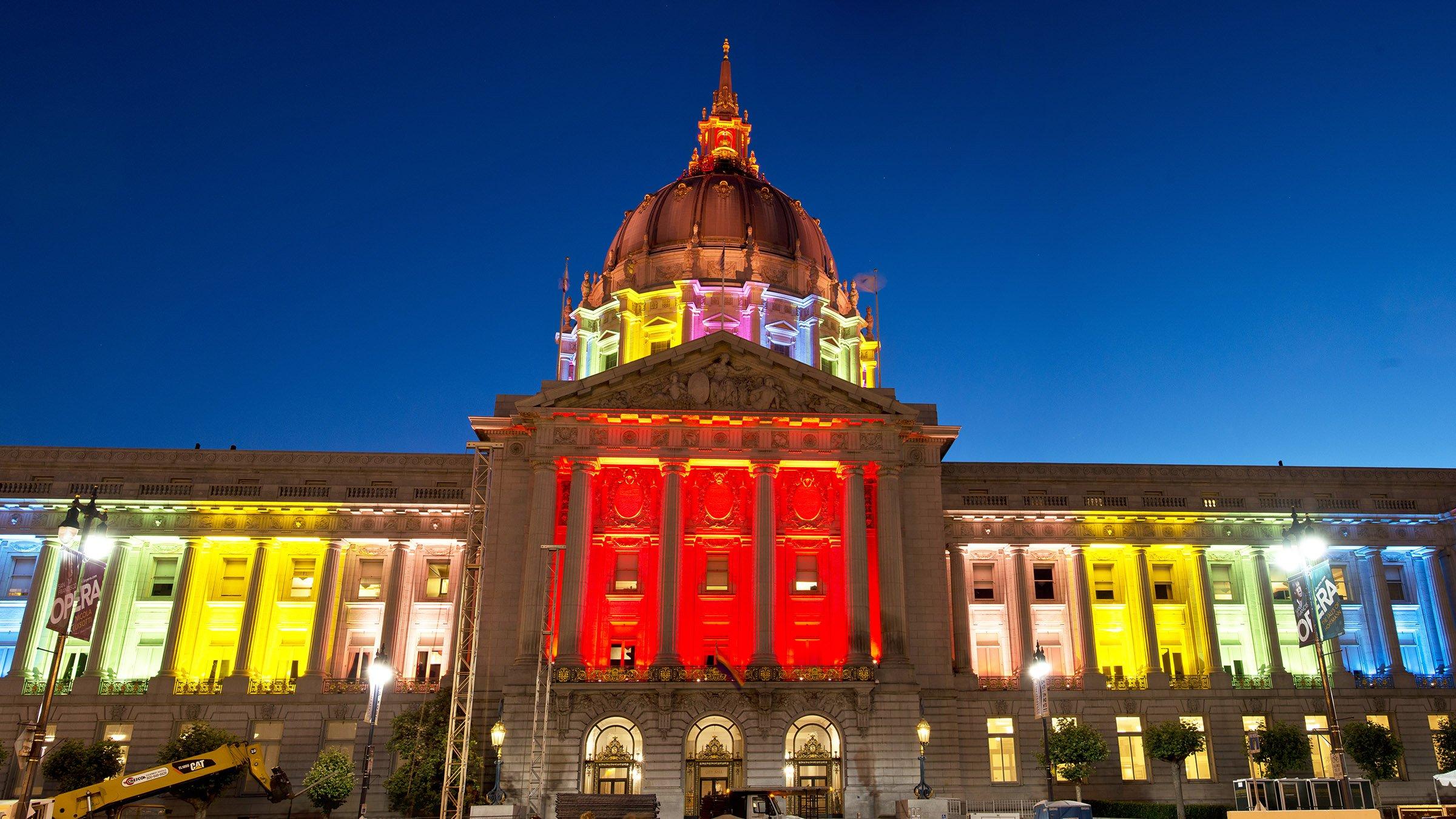 Mejores ciudades para ser gay: San Francisco