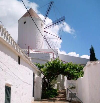 Mercadal en Menorca
