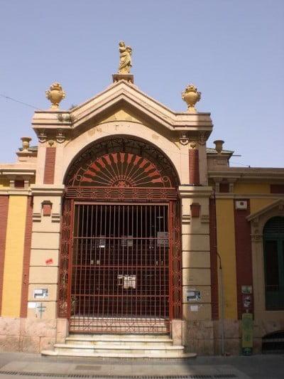 Mercado de Almería