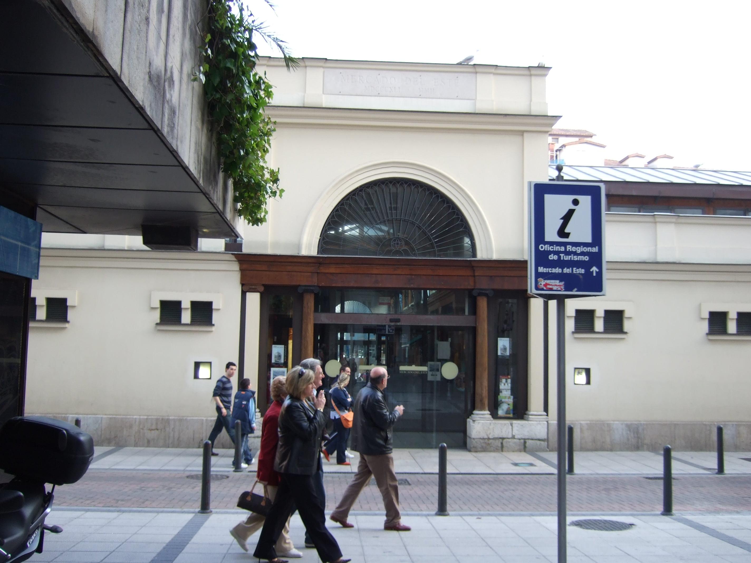 Mercado de Santander
